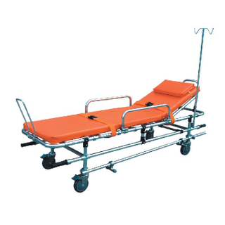 E-034 Aluminum alloy emergency ambulance stretcher
