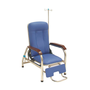 E-019 Stainless steel infusion chair