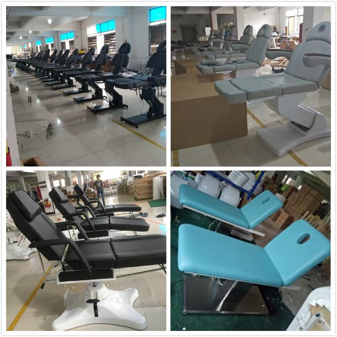pedicure chair production line 2